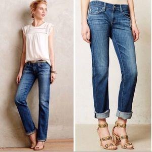 AG The Tomboy Straight Leg Jeans